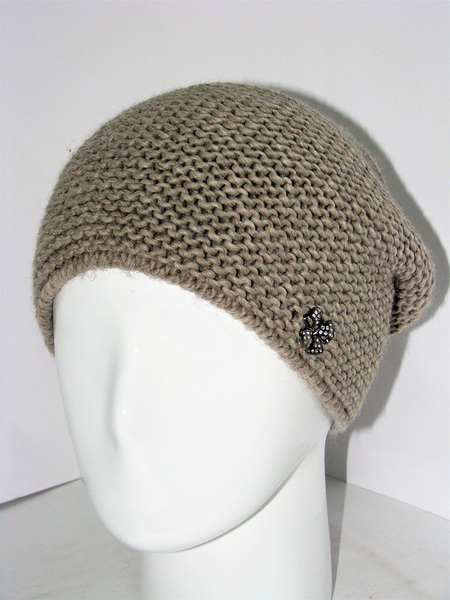 Женская вязанная шапка Malvina ML-3
