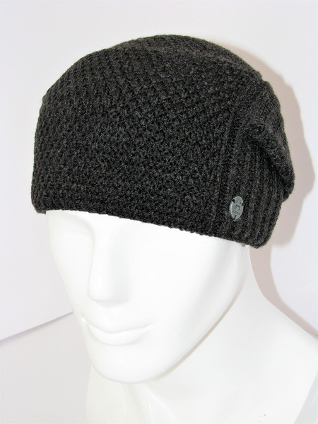 Мужская вязанная шапка Perugia KT-1005